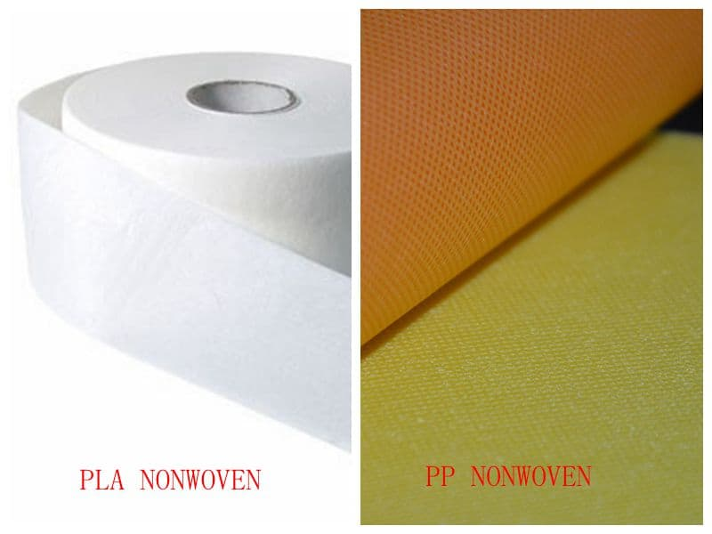 PLA and PP Non Woven Fabric
