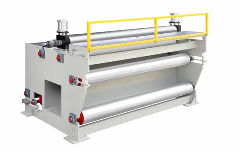 web formation of non woven machine